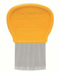 The gold standard in lice and nit removal combs
