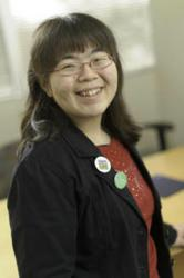 Kidney transplant recipient and organ donation advocate Mary Wu