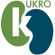 Kidney disease research charity UKRO logo