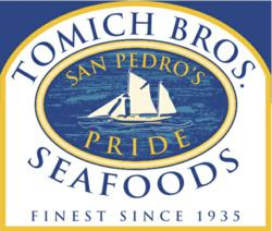 Tomich Brothers Seafood, San Pedro's Pride Logo
