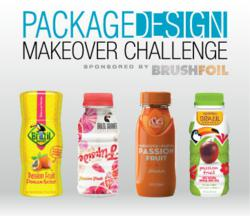 The eighth annual Package Design Makeover Challenge sponsored by Brushfoil; 2011 design submissions.