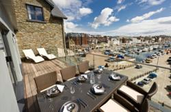 Luxury Penthouse Apartment at 86 Quay West, Isle of Man