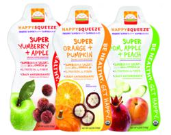 Happy Family HAPPYSQUEEZE products