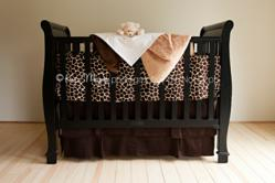 Compete crib sets with everything sold seperatly so you can decide on the look you want