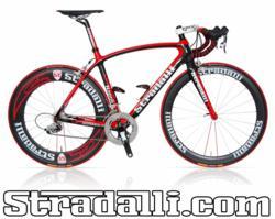 Stradalli Napoli Carbon Bike