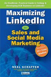 Neal Schaffer social media author LinkedIn social media marketing book