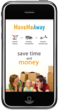 MoveMeAway.com offers the convenience of a mobile website.