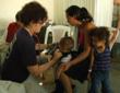Project HOPE On Medical Mission to Haiti Aboard USNS Comfort As...