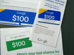 Google's Direct Mail Piece
