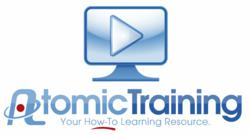 Atomic Training now offers online tutorials for the business sector.