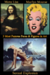 3 Most Famous Faces & Figures in Art
