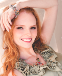 Chamilia Siena Charms are now shipping from A Silver Breeze - picture of model wearing a Chamilia Bracelet with Siena Collection Beads