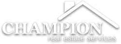 Champion Real Estate Services Logo