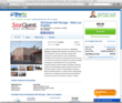 Amenities, photos, hours and rental costs and terms are clearly listed in the new storitz.com design.