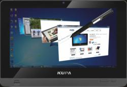 Kupa X11 tablet pc tabletpc windows7 dual input pen touch santa monica