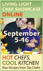Liiving Light Chef Showcase Online Sept 5-16