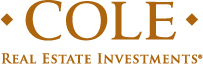 Cole Real Estate Investments Logo