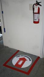 Aisle Marking Tape Manufacturer Gives Away Floor Marking