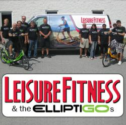 Bike to the Bay - Leisure Fitness & the ElliptiGOs!