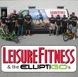 Join Leisure Fitness & The ElliptiGOs As They Bike To The Bay And Help To Create A World Free of MS!