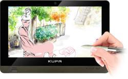 Kupa X11 Windows tablet PC pen + touch input santa monica