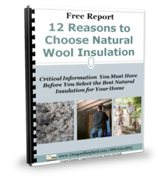 Sheep Wool Insulation Oregon Shepherd Natural Wool