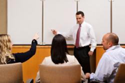 Speak powerfully in the boardroom, ballroom, and break room.