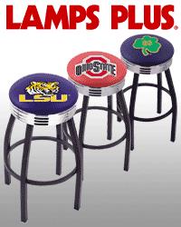 Holland Bar Stools at Lamps Plus