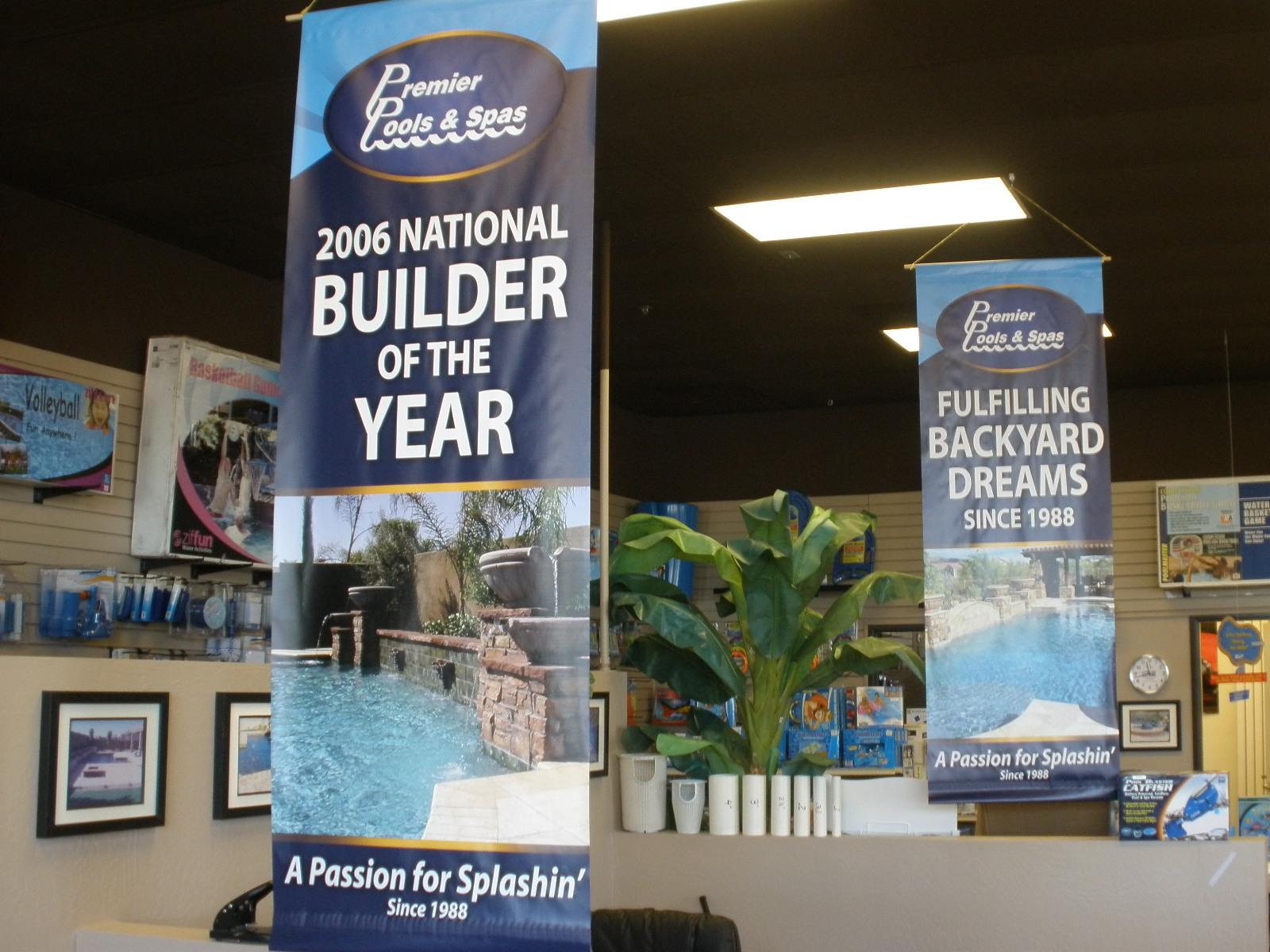 Premier Pools Management Corp Announces Retail Addition
