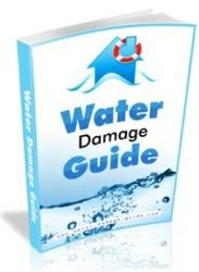 Water damage guide ebook