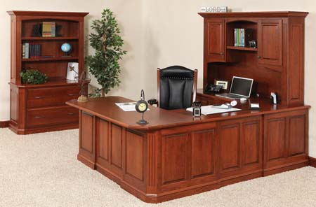 amish office furniture solid wood office furniture custom built for