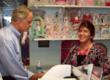 Senator Carper visits Suzana's Boutique