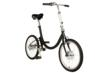 Folding e-Bike at an Angle