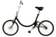 Side View of Folding e-Bike for Commuters