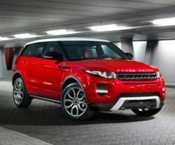 Range Rover Evoque Colorado