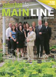The Law Offices of Gregory P. Lamonaca as profiled in the July 2011 edition of Suburban Main Line Magazine.