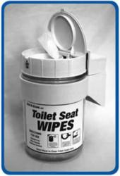 Toilet Seat Wipes