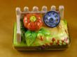 French Porcelain Trinket Boxes