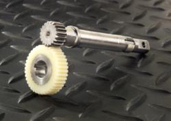 Plastic Gear, Nylon Gears, Non-lubricated Gears