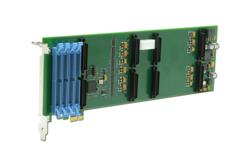 IP module carrier with PCIe interface