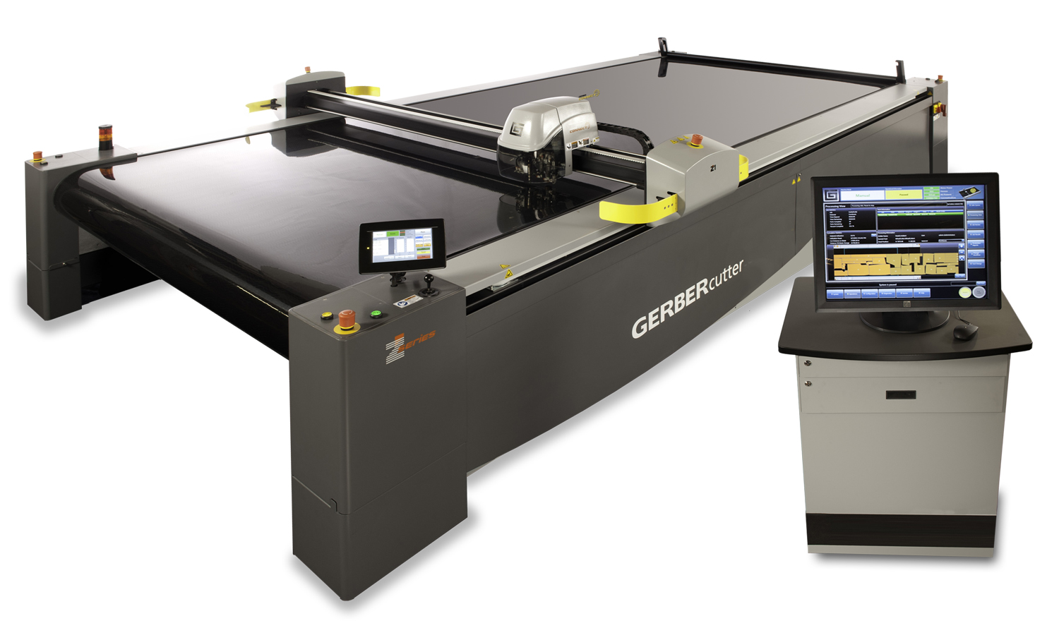 gerber cutting machine