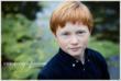 Autumn Boy - NJ Child Photographer Christine DeSavino