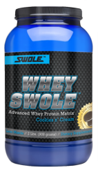 Whey Swole by Swole Sports