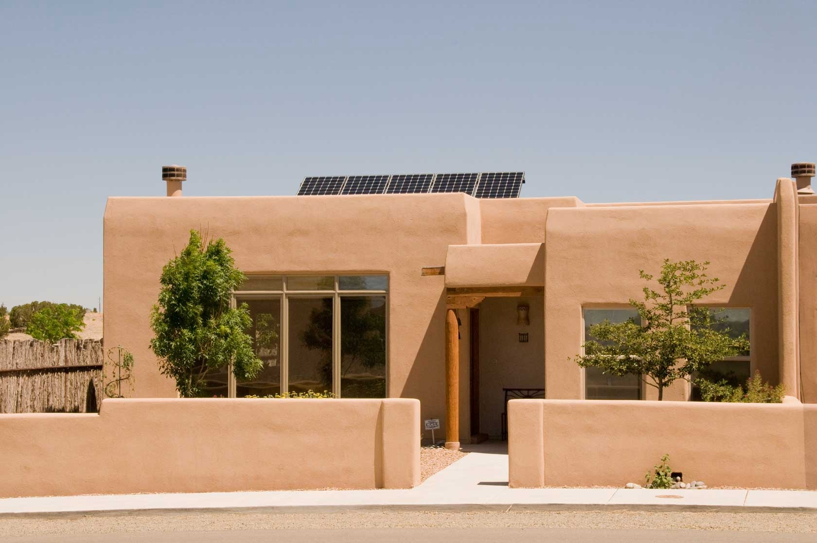 Natural Homes And Logic Real Estate Of Santa Fe New Mexico