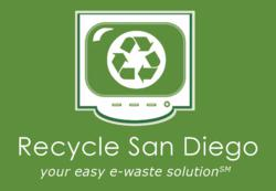 Electronics Recycling Logo
