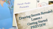 """Drawing Secrets Revealed"" Lesson 1 Preview"