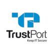TrustPort logo