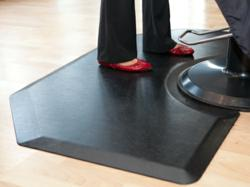 mattingexperts introduces comfort craft anti-fatigue salon mat
