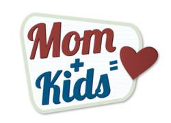 MomPlusKids.com Logo