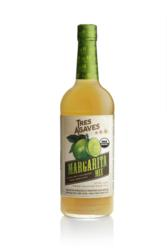 Tres Agaves releases the first shelf-stable organic margarita mix for the ultimate 'skinny' margarita.